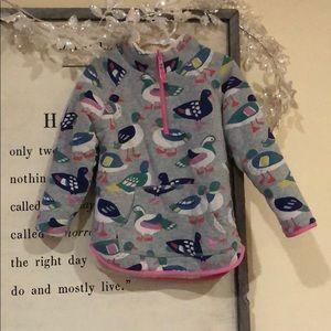 Mini Boden kids sweatshirt excellent condition.